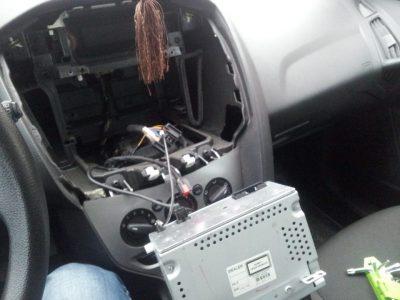 форд фокус не работает прикуриватель