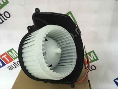 замена моторчика печки рено флюенс