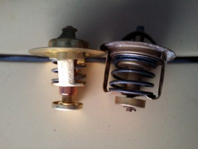мазда 3 замена термостата