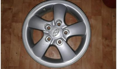 хендай солярис разболтовка колес