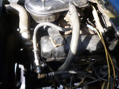 уаз 409 двигатель не заводится