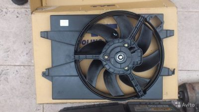 не работает вентилятор форд фокус 2