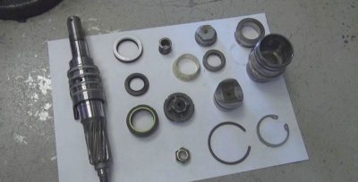 ремонт рулевой рейки ауди 100