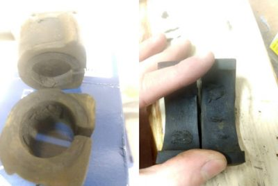 замена стойки стабилизатора рено дастер