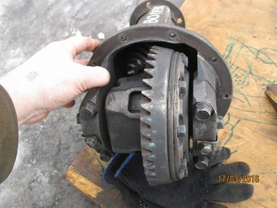 ремонт редуктора заднего моста ваз 2107