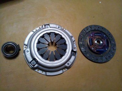 замена сцепления робот тойота королла