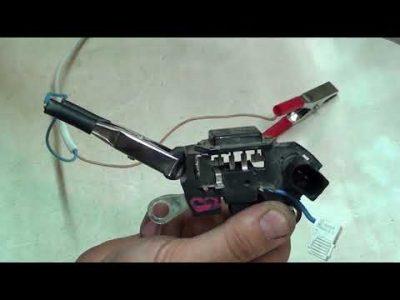 как проверить реле зарядки