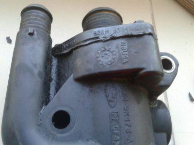 форд фокус 1 замена термостата