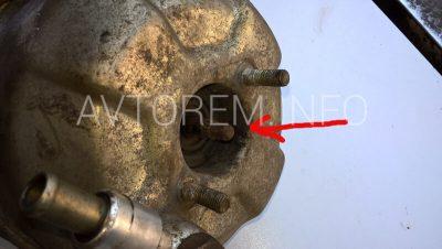 ремонт главного тормозного цилиндра ваз 2107