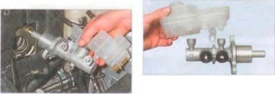 ремонт главного тормозного цилиндра ваз 2109