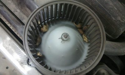 как снять печку на приоре с кондиционером