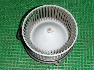 как снять вентилятор печки