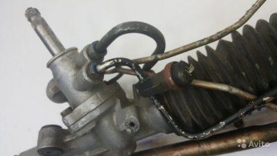 ремонт рулевой рейки ситроен