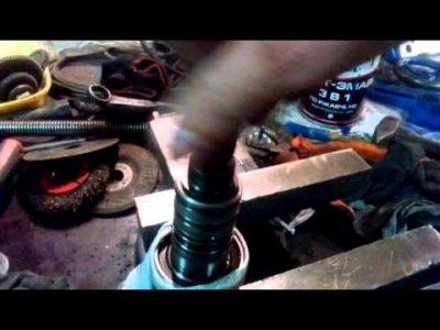 подтянуть рулевую рейку ваз 2112