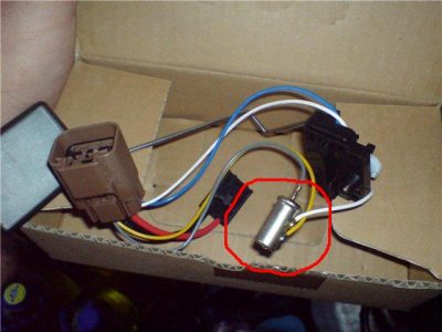 почему не работает датчик топлива