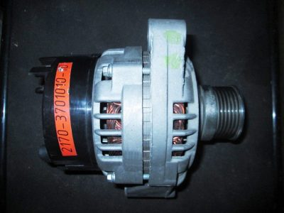 ремонт генератора ваз 2109