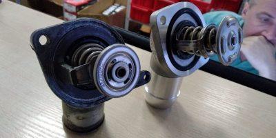 форд мондео 3 замена термостата