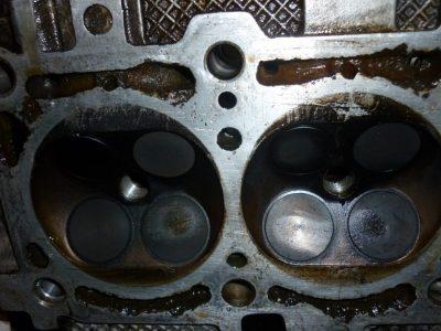 ремонт головки ваз 2110