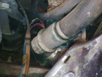 ваз 2107 замена крана отопителя
