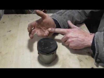 почему стучат пальцы в двигателе