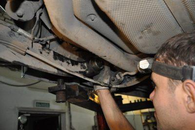 ремонт подвески газ 3110