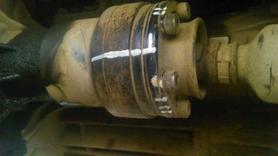 замена сальника раздатки сузуки гранд витара