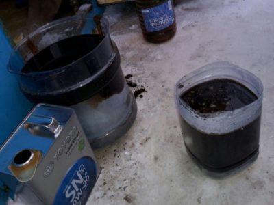 замена масла в вариаторе тойота филдер