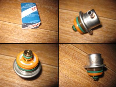 регулятор давления топлива ваз 2109 инжектор