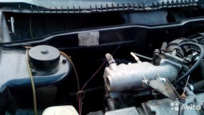 масса двигателя ваз 2109
