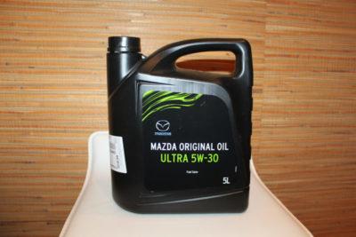 какое масло заливать в мазду 6