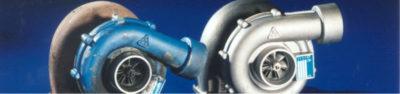 как турбина гонит масло