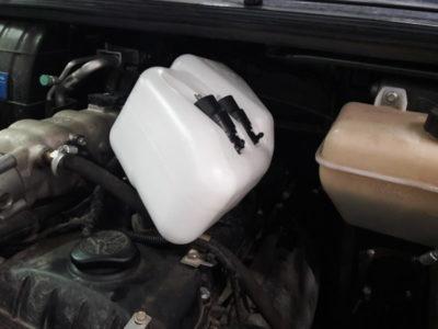 уаз патриот замена масла в двигателе