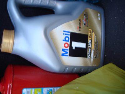 замена масла в двигателе хендай