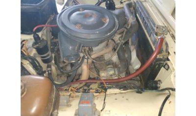 масса на двигатель ваз 2107