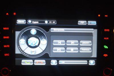 головное устройство для фольксваген поло седан