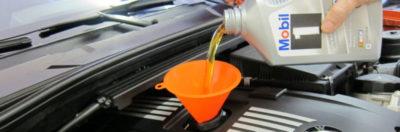 перелил масло в двигатель что будет