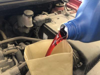 замена масла акпп форд фокус 2