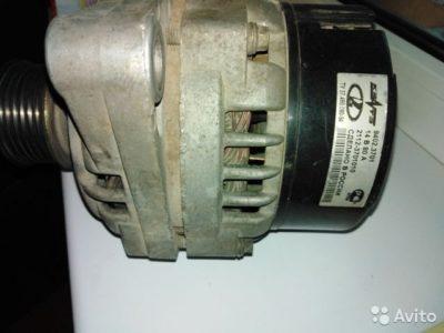 какой генератор стоит на ваз 2107 инжектор