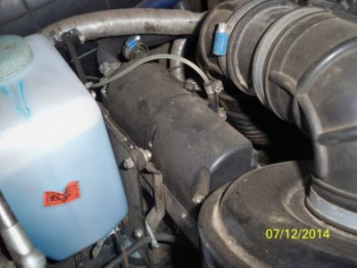 уаз буханка замена воздушного фильтра