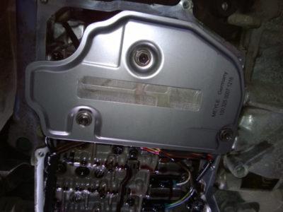 форд куга 2 замена масла в акпп