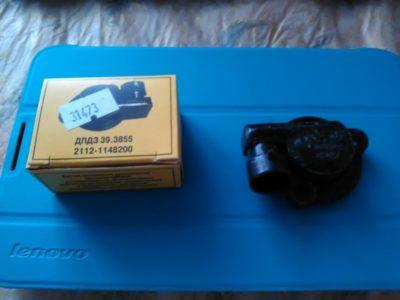 датчик положения дроссельной заслонки ваз 2112 16 клапанов