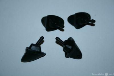 веерные форсунки омывателя лобового стекла форд фокус 2