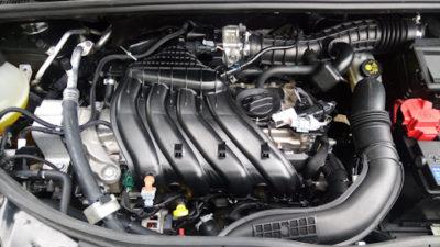 какой двигатель стоит на лада х рей