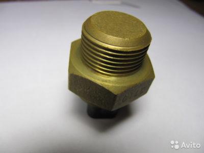 ваз 2112 датчик включения вентилятора