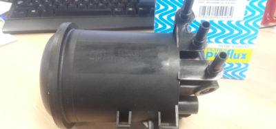 замена топливного фильтра рено сценик 2