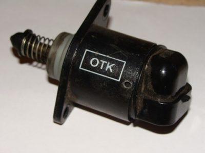 регулятор холостого хода ваз 2107 инжектор