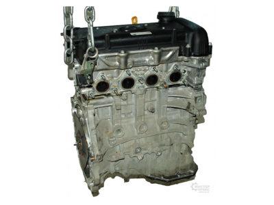 какой двигатель на хендай солярис
