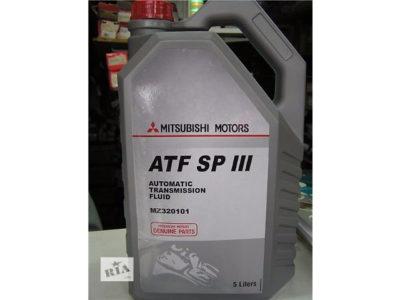 какое масло заливать в митсубиси аутлендер