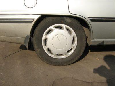 какие колеса на дэу нексия