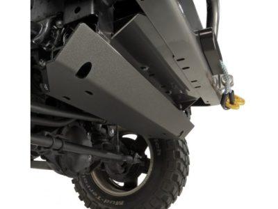 защита рулевых тяг на уаз хантер